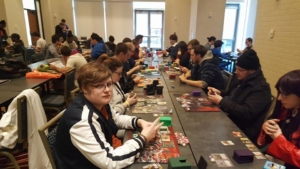 Magic: The Gathering Tournaments